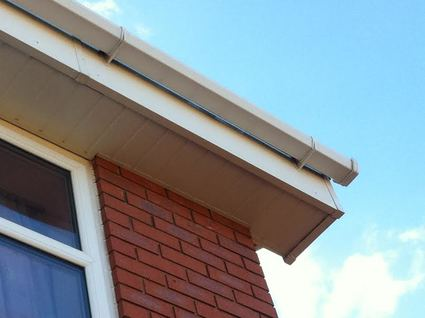 Gutter, Fascia and Soffit Cleaning Service