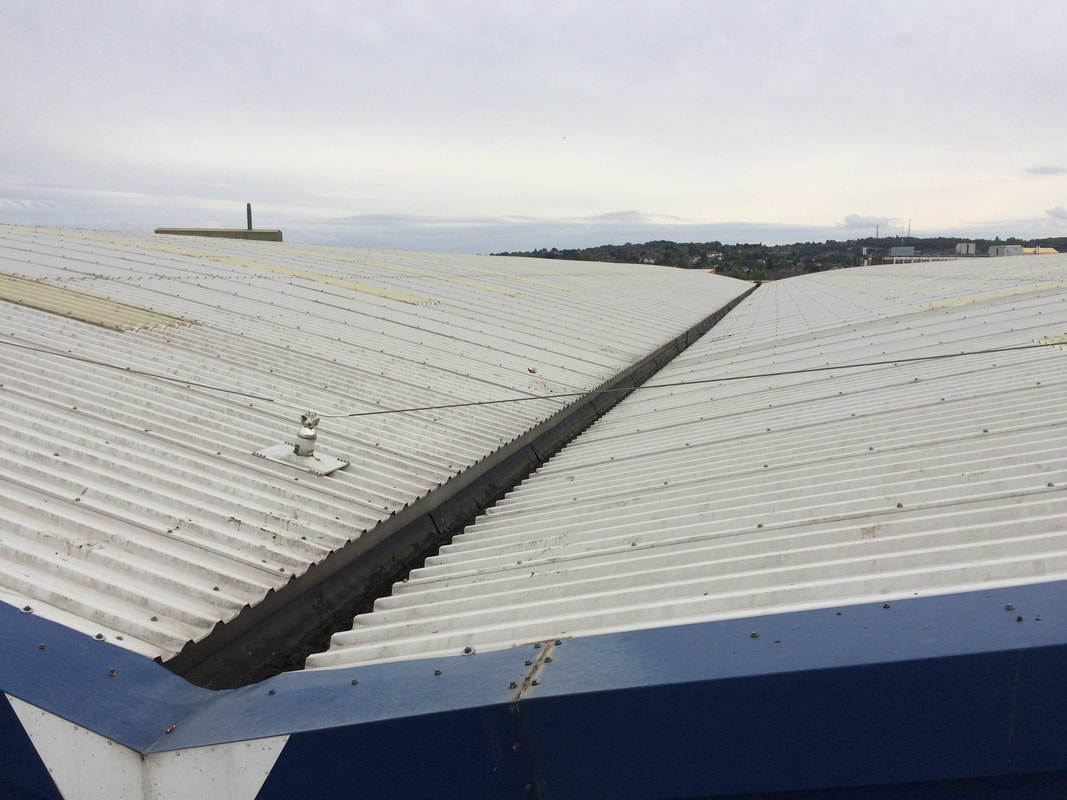 Stafford Industrial / Commercial Gutter Cleaning Services