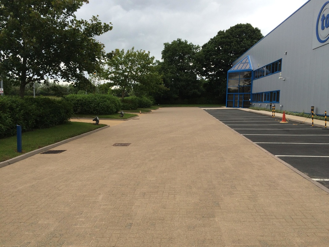 Car Park Cleaning Stafford