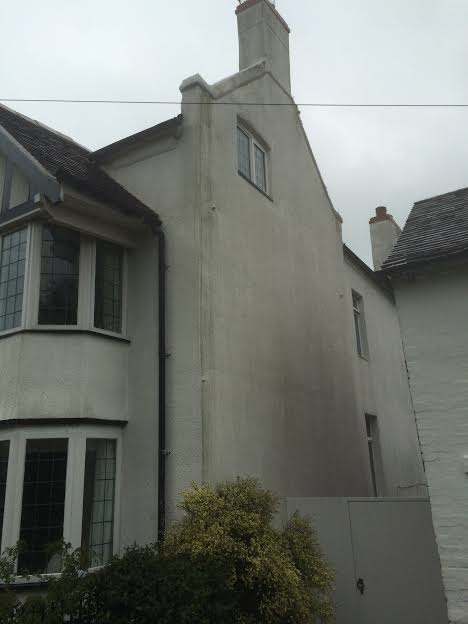 Stafford Render Cleaning 01902 903709