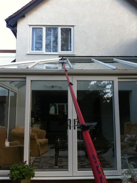 Conservatory Cleaning Service Stafford