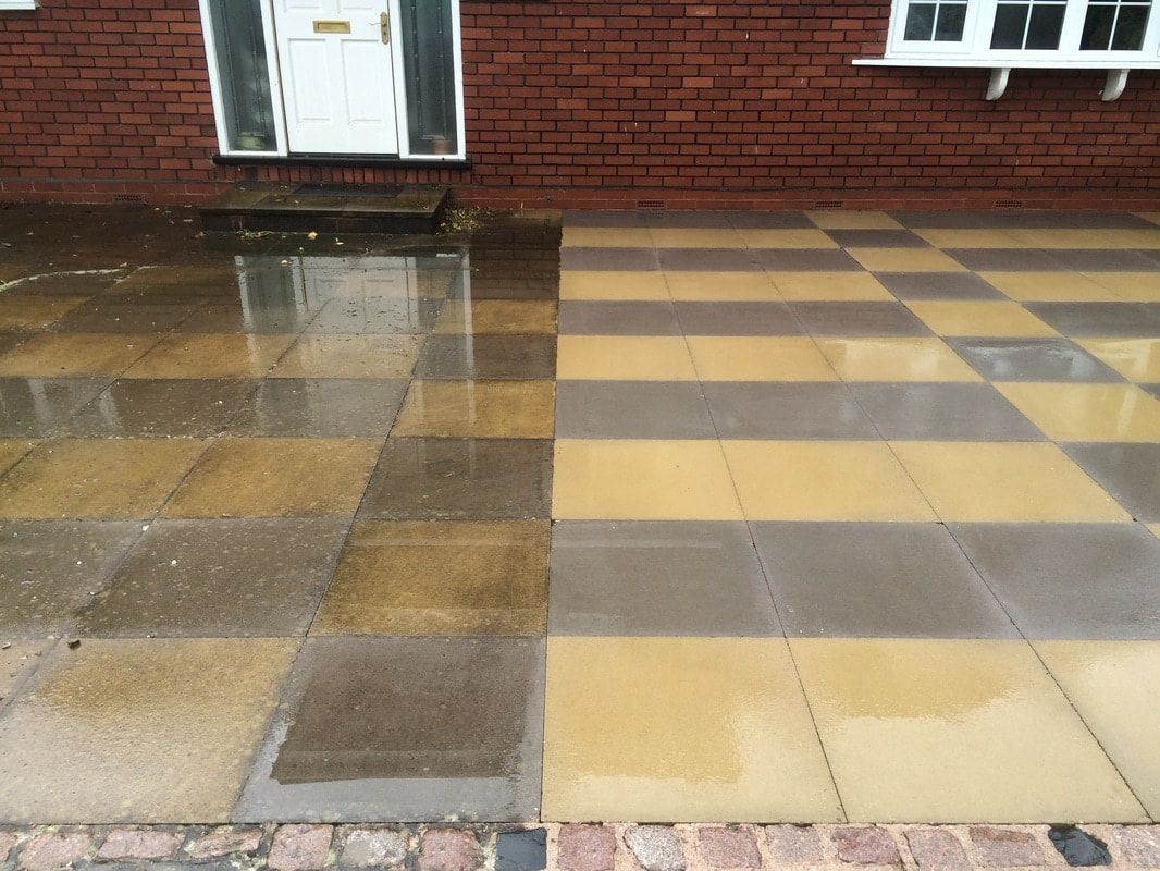jetowash patio cleaning service