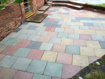 patio cleaners telford