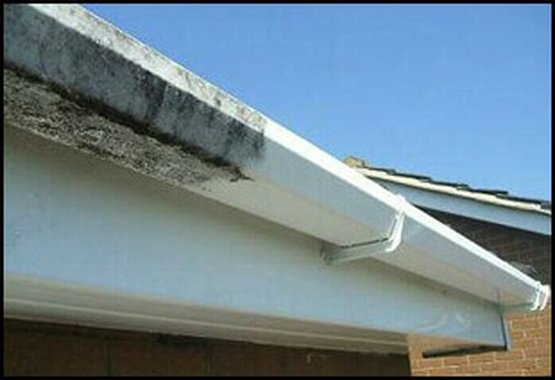 Gutter, Fascia and Soffits Cleaning Service Cannock