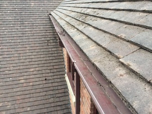 Gutter Cleaning / Unblocking Stafford